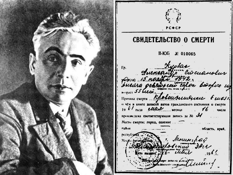 Роковини смерті Леся Курбаса