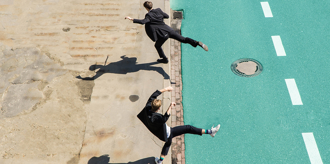 Міжнародний фестиваль «Простір танцю». День 2-й