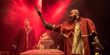 «The Crucible/Тяжкі випробування» на фестивалі Pro.Act Fest 2019