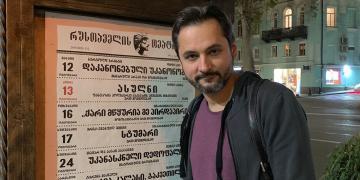 Молодий театр у Грузії!